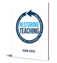 Restoring-Teaching-Book (Demo)